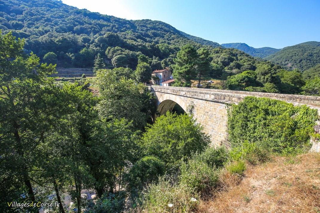 Ponti di Traghjettu Ghjuvanni - Olivese