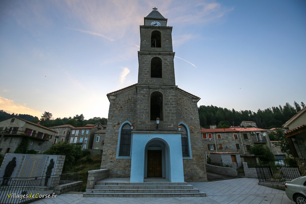 Eglises - Eglise - Palneca