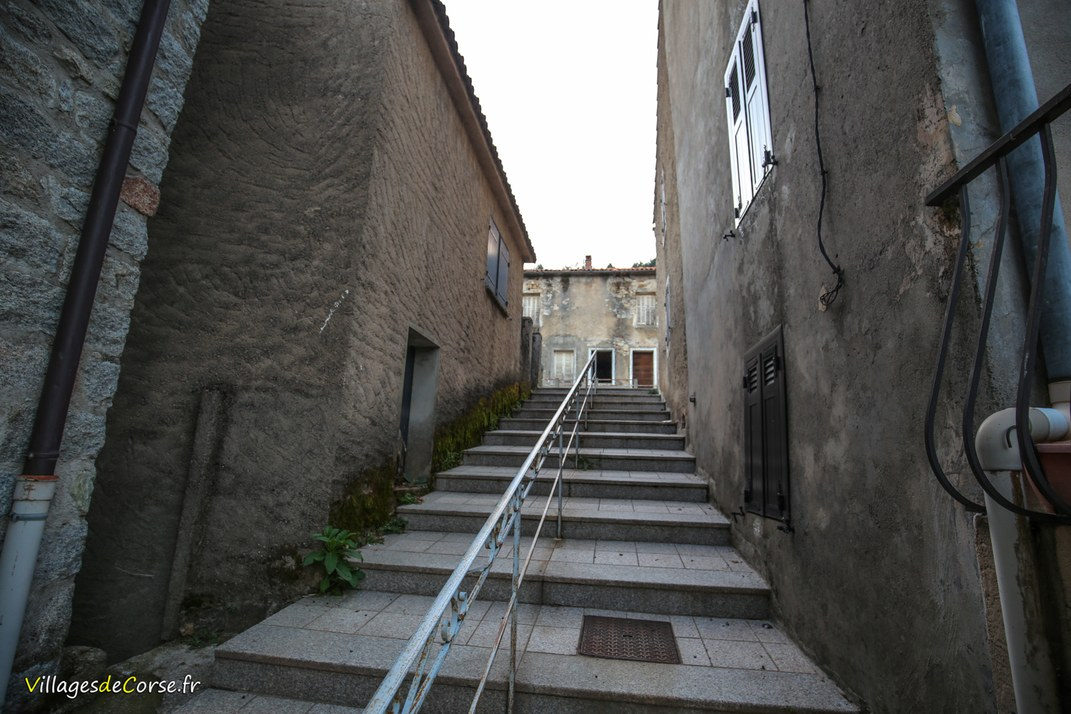 Escaliers - Palneca