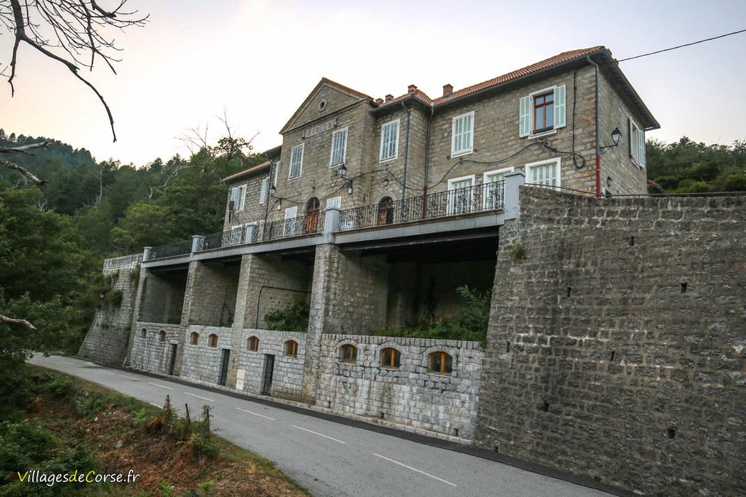 Bâtiment - Palneca