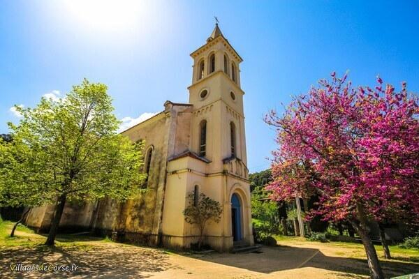 Eglise - Annonciation - Petreto Bicchisano