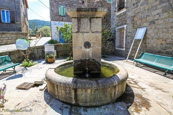 Fontaine - Petreto Bicchisano