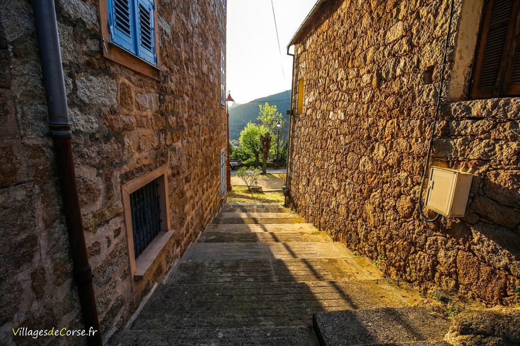 Escaliers - Pietrosella