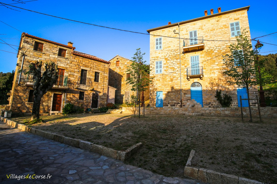 Place de la Forge - Pietrosella