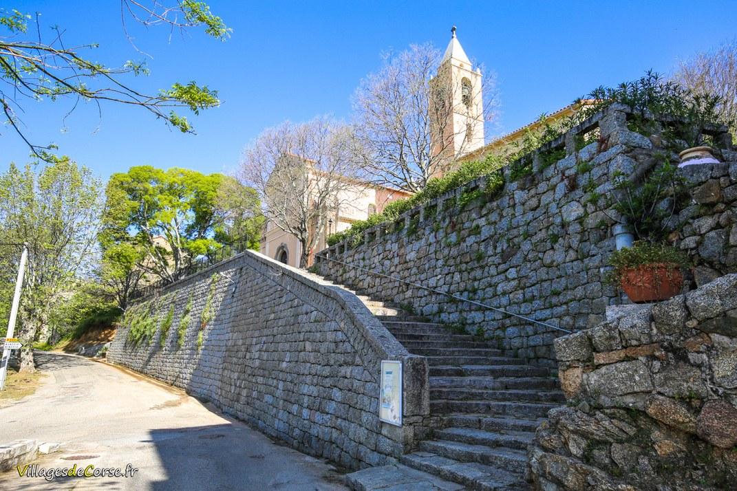 Eglise - Saint Pancrace - Pila Canale