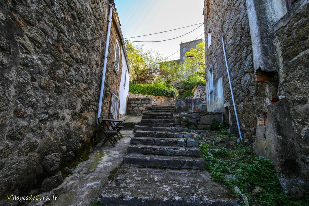 Escaliers - Pila Canale