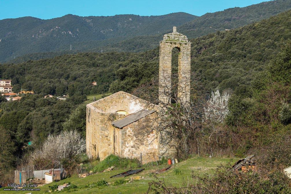 Eglise Romane - Santa Maria Siché