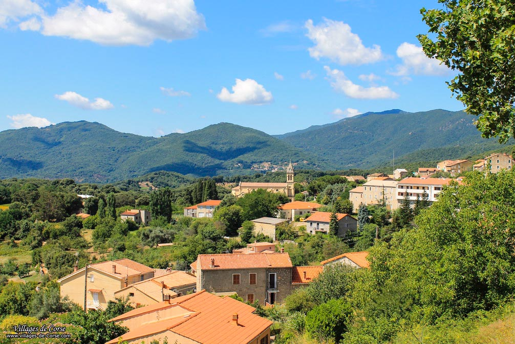 Village - Santa Maria Siché