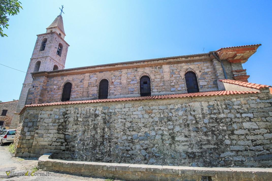Eglise - Sainte Marie - Sollacaro