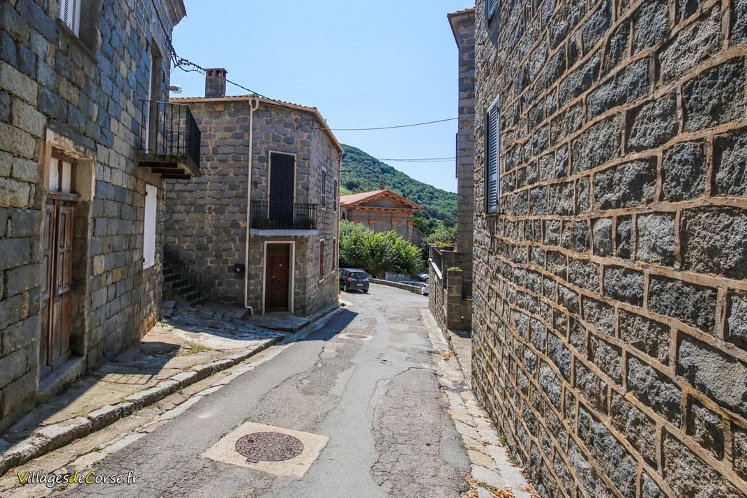 Route - Sollacaro