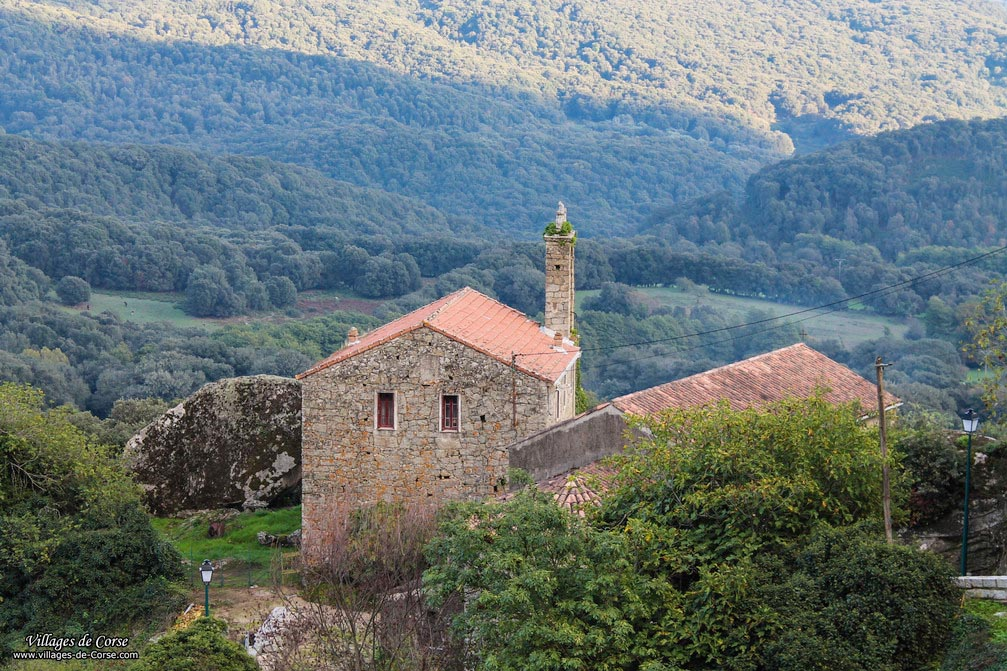 Eglise - Urbalacone
