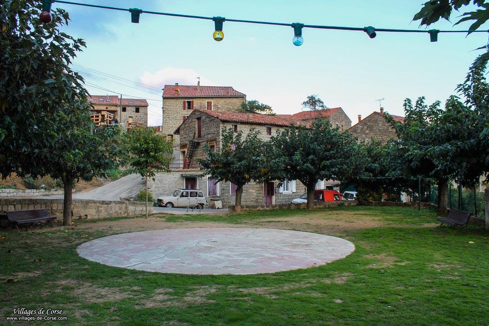 Place - Urbalacone