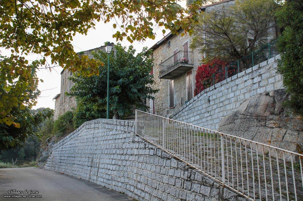 Route - Urbalacone