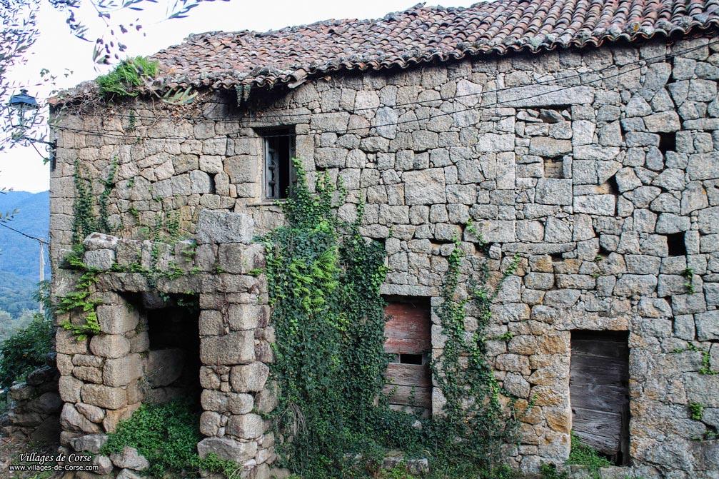 Maison en pierres - Urbalacone
