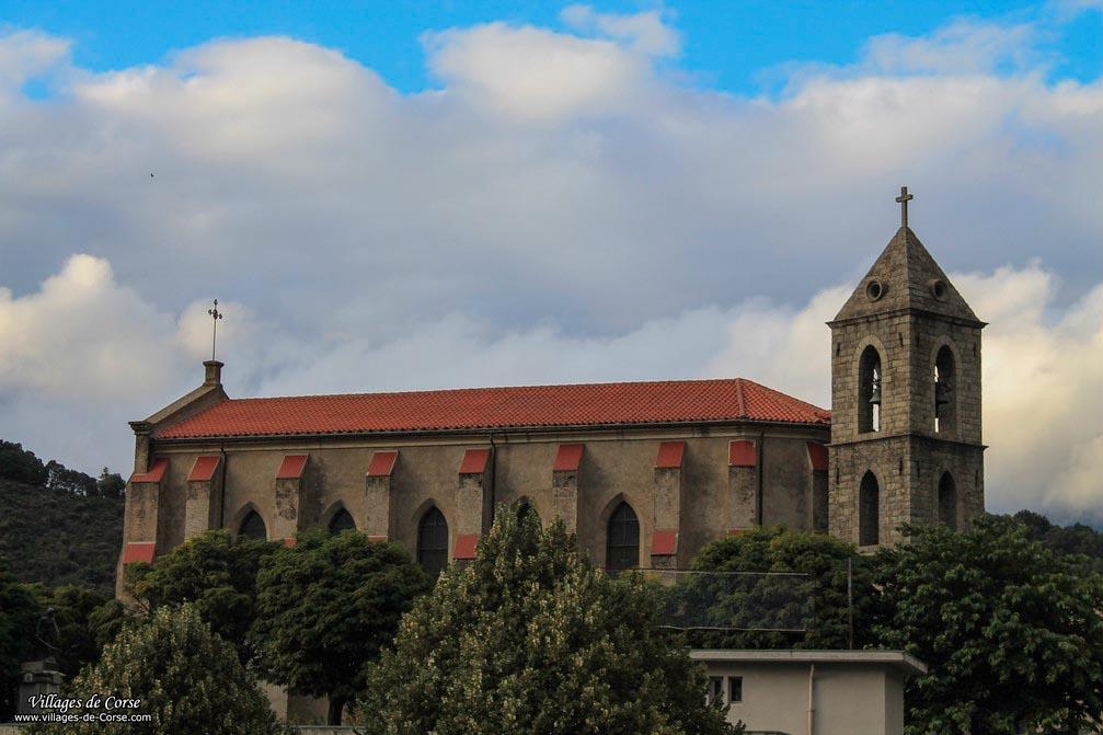 Eglises - Saint-Luxor - Zicavo