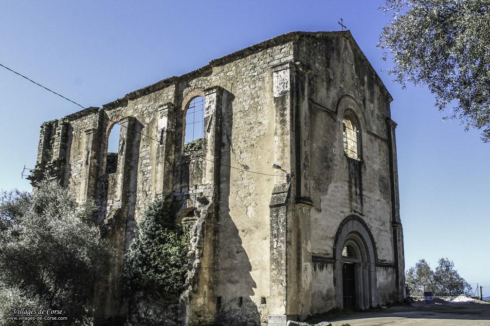 Eglise - Chjesa Nova - Zigliara