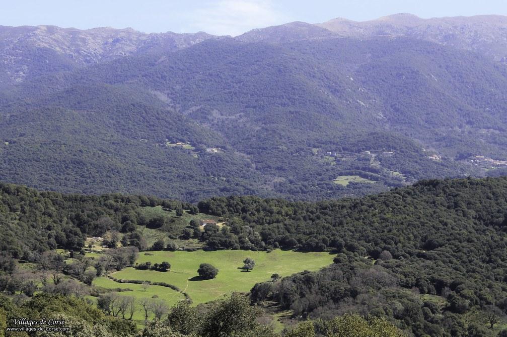 Sentier - Zigliara