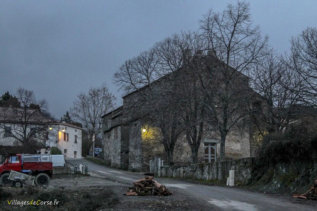 Couvent - Saint-François du Boziu - Alando