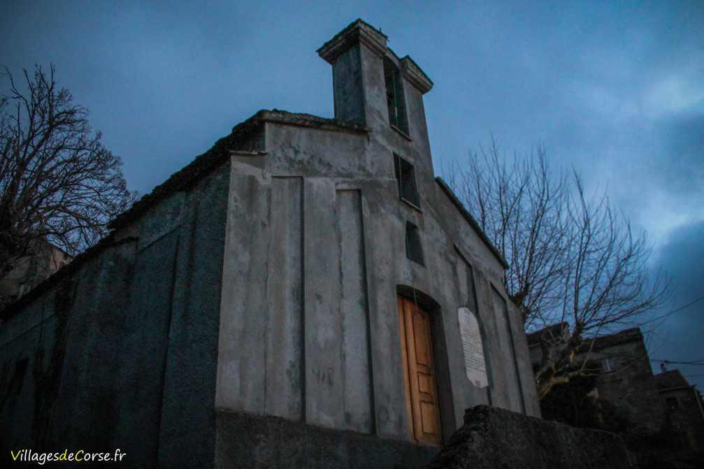 Eglise - Saint-Roch - Alzi