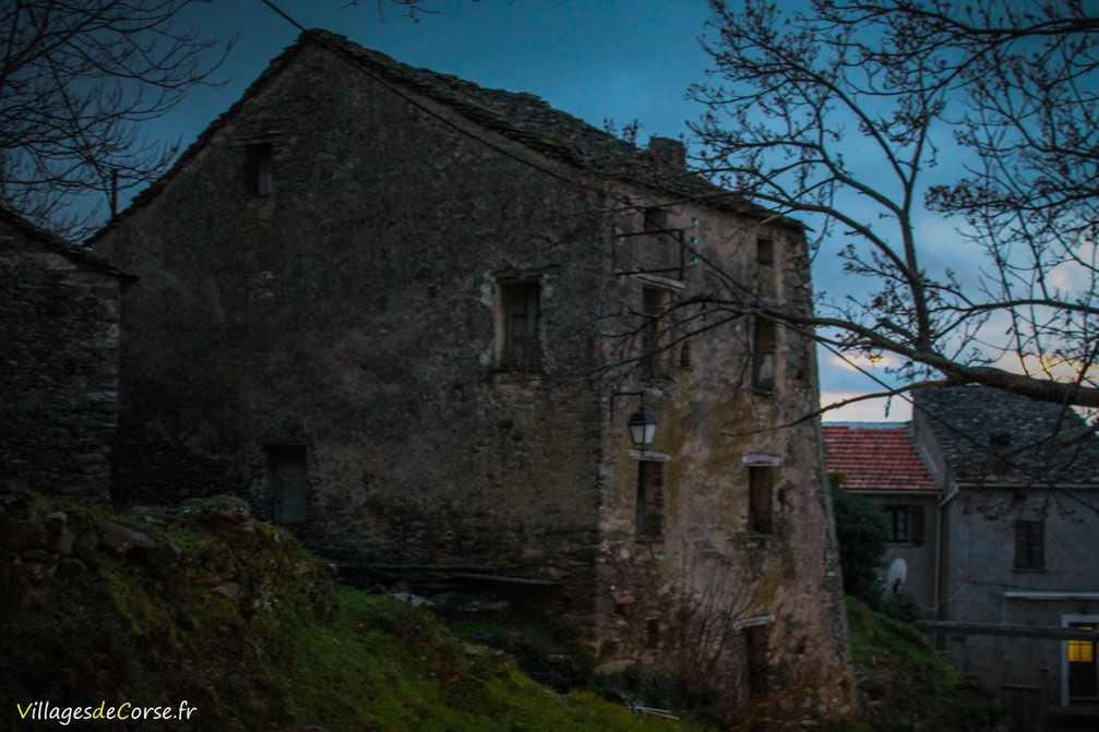 Maison en pierres - Alzi
