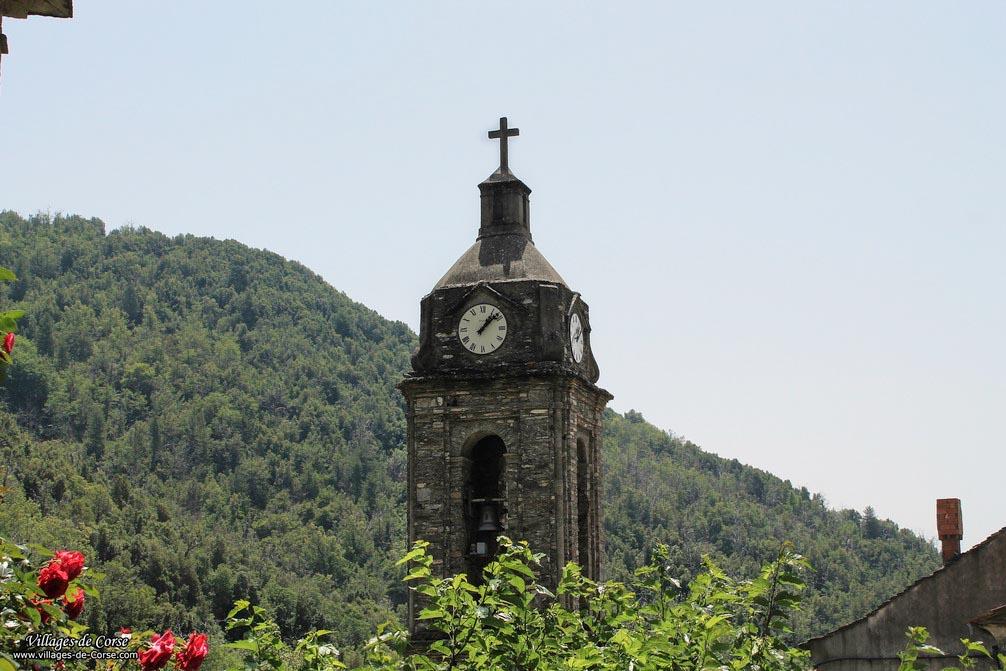 Eglise - Saint-Césaire - Bustanico