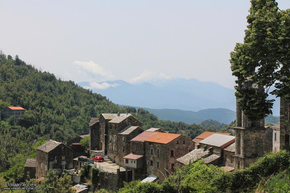 Village - Bustanico