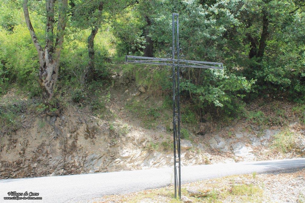 Croix - Castellare di Mercurio