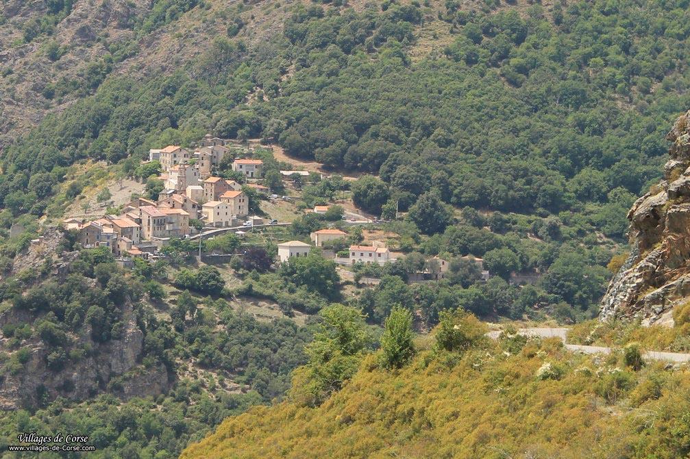 Village - Castellare di Mercurio