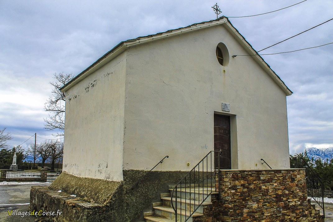Chapelle - Saint-Antoine, Saint-Christophe - Erbajolo