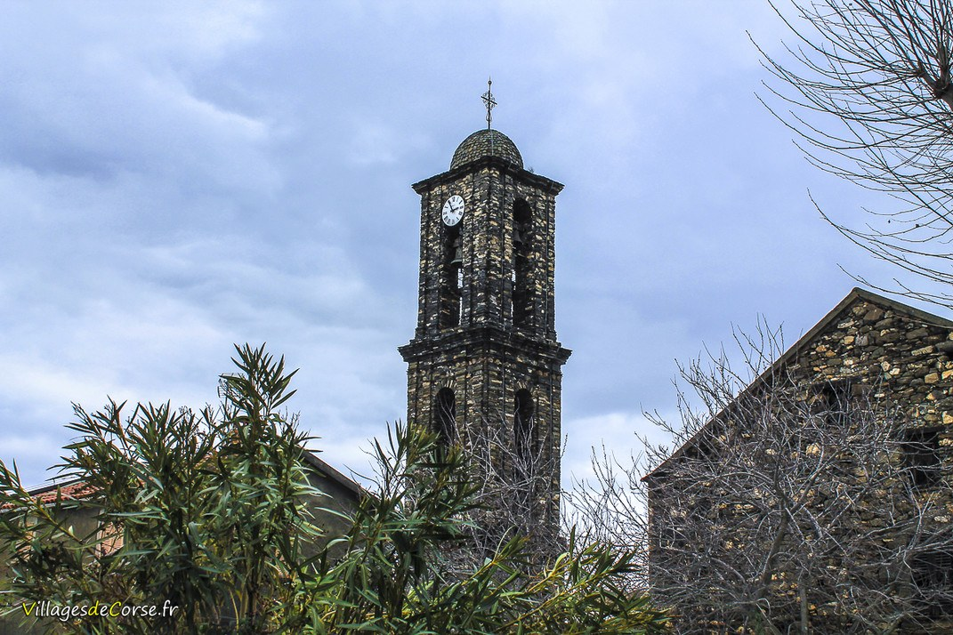 Eglise - Annonciation - Erbajolo