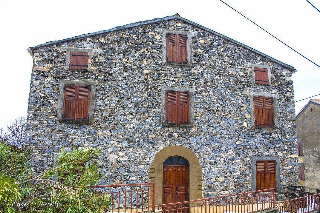 Maison en pierres - Erbajolo