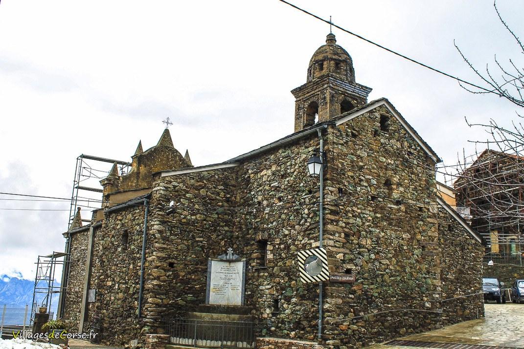 Eglise - Saint-Blaise - Focicchia