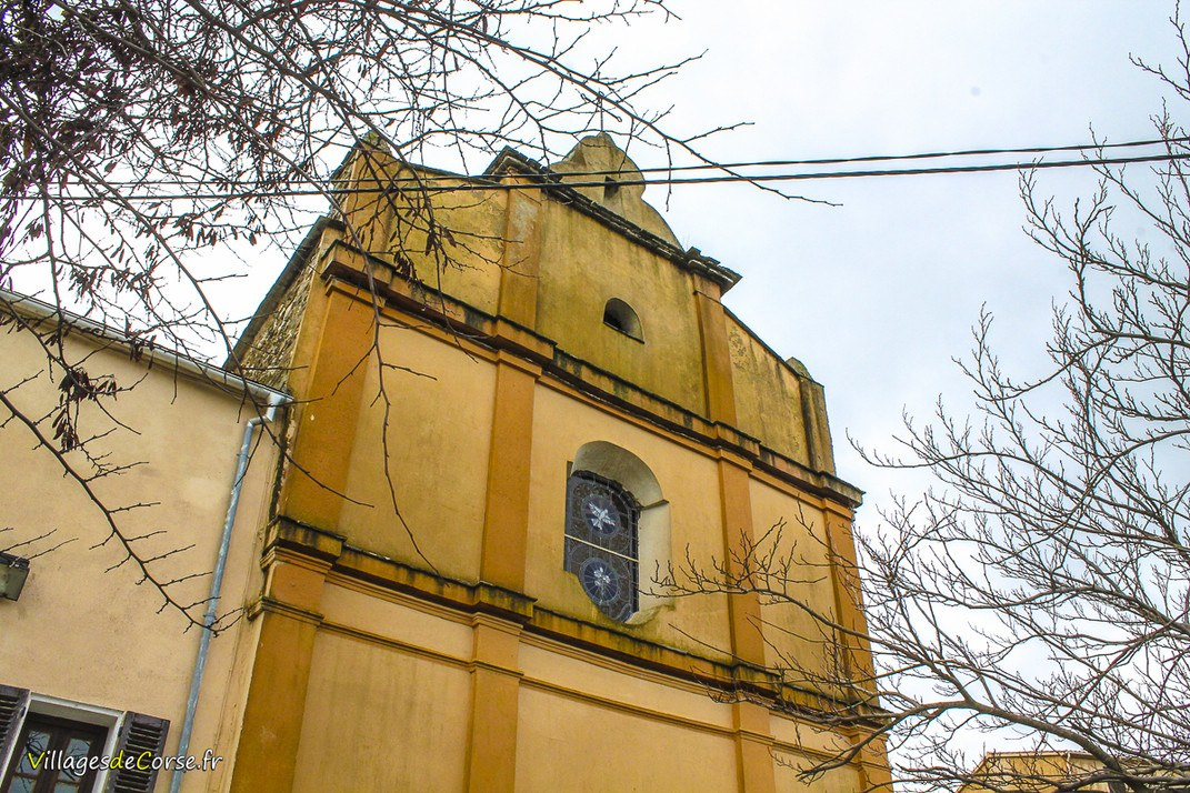 Eglise - Annonciation - Pancheraccia