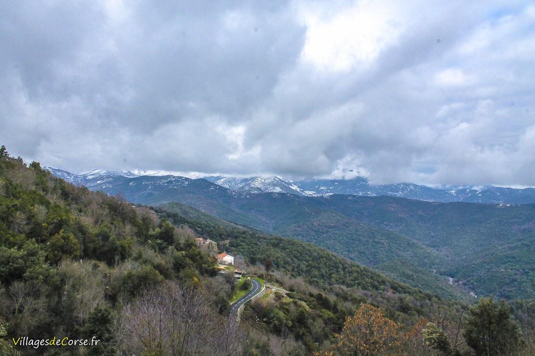 Montagne - Pancheraccia