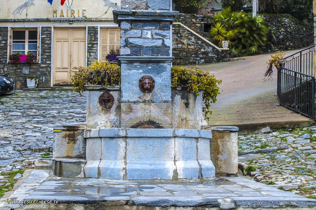 Fontaine - Funtana di Mascherone - Piedicorte di Gaggio