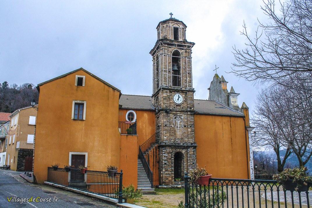 Eglise - Saint Roch - Pietraserena