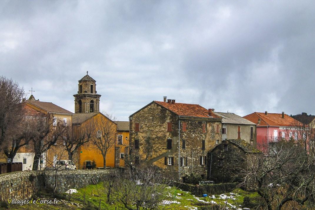 Village - Pietraserena