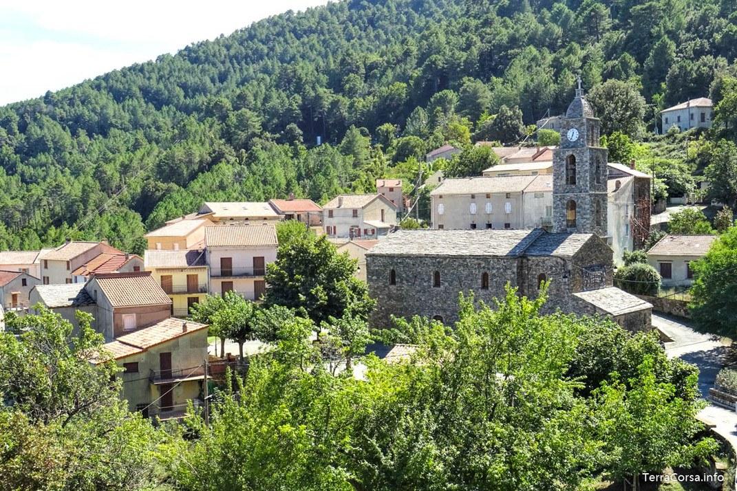 Village - Rospigliani