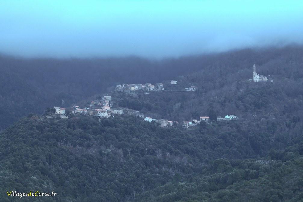 Village - Sant Andréa di Bozio