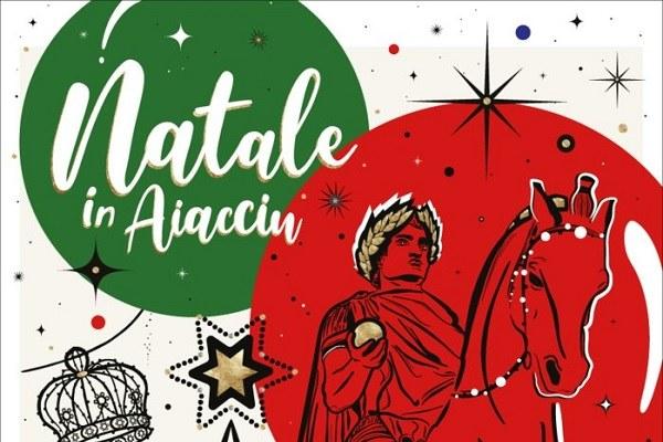 Marché de Noël d'Ajaccio 2018 - Place Diamant