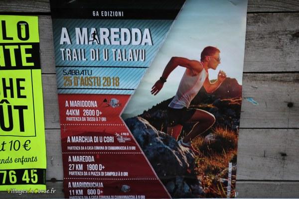 A Maredda 2018 - Trail di u Taravu