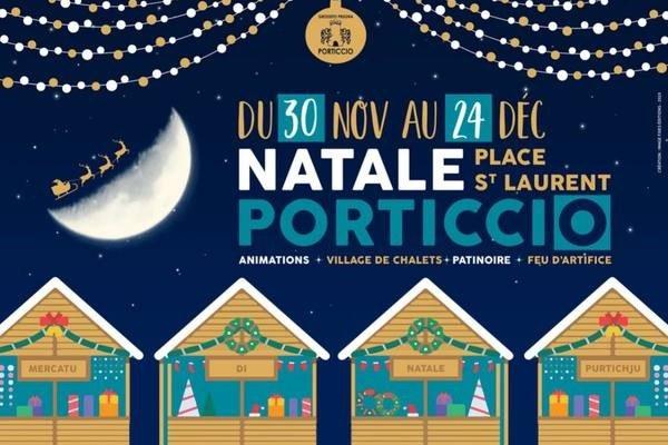 Marché de Noël de Porticcio 2019