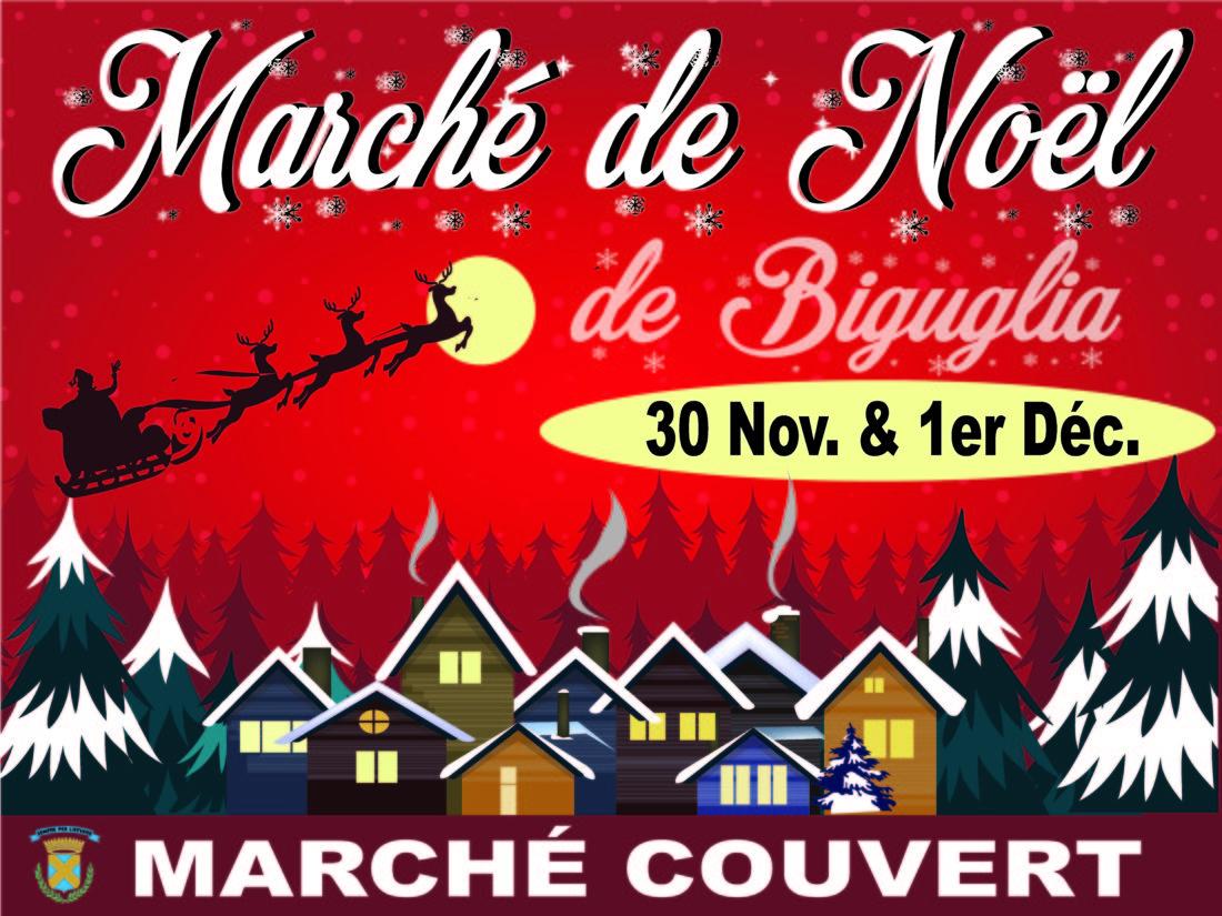 Marché de Noël de Biguglia