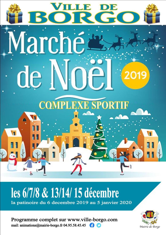 Marché de Noël de Borgo