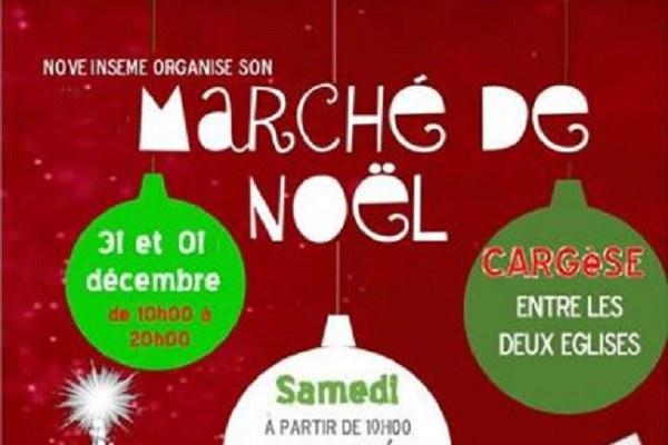 Marché de Noël de Cargèse