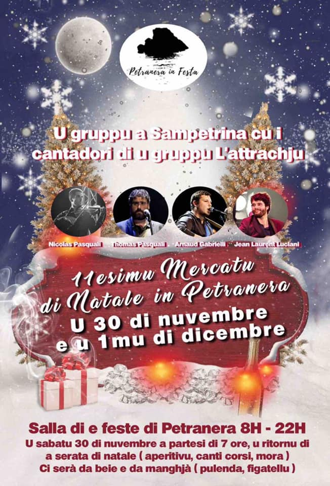 Marché de Noël de Pietranera