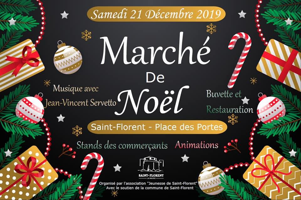 Marché de Noël de Saint-Florent