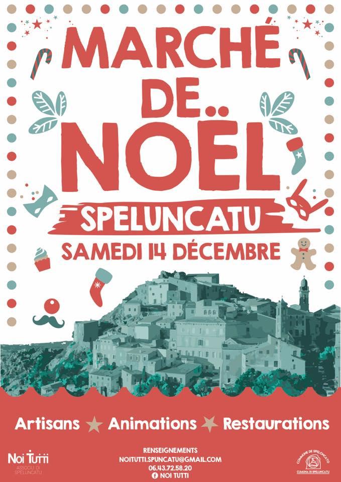 Marché de Noël de Speloncato