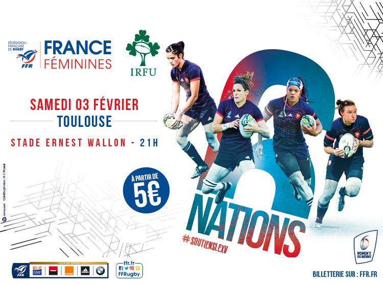 Rugby feminin france italie bastia