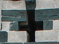 croix fenetre eglise saint michel murato